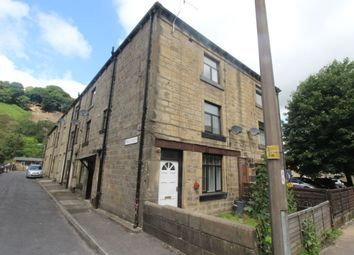 Thumbnail 4 bed terraced house for sale in Weir Street, Todmorden
