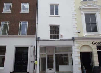 Thumbnail Retail premises for sale in St Peters Street, Hereford, Herefordshire