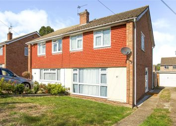 3 bed semi-detached house for sale in Ongar Place, Addlestone, Surrey KT15