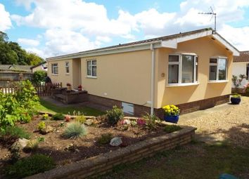 Thumbnail 2 bed bungalow for sale in Ranksborough Hall Park, Langham, Oakham, Rutland