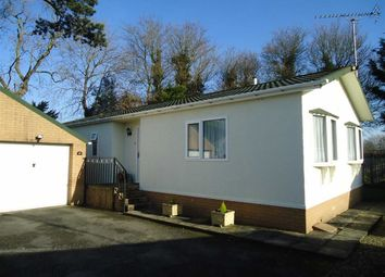 Thumbnail 2 bed mobile/park home for sale in Poplars Park, Cambridge