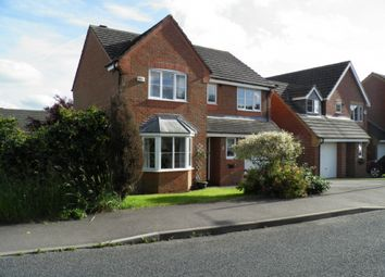 Thumbnail 4 bed detached house to rent in Upper Marehay Road, Marehay, Ripley