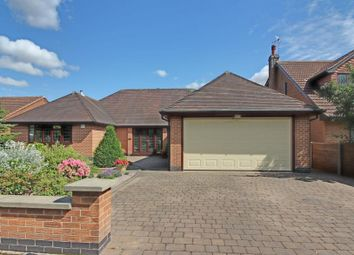 Thumbnail 3 bed detached bungalow for sale in Chantry Close, Long Eaton, Nottingham
