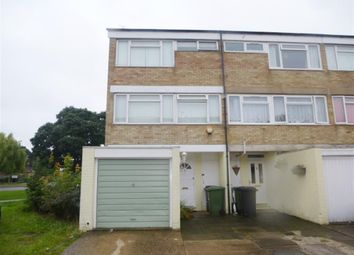 Thumbnail 4 bed end terrace house for sale in Chester Way, Thetford