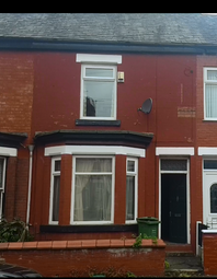 Thumbnail 2 bed terraced house to rent in Griffin Grove, Manchester