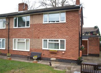 Thumbnail 2 bed flat for sale in Alexandra Road, Burton-On-Trent, Staffordshire