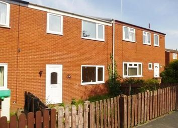 Thumbnail 3 bed terraced house to rent in Witley Close, Moreton, Wirral