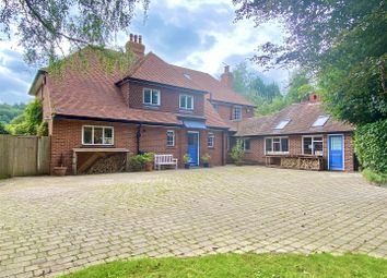 Thumbnail 6 bed detached house to rent in Bones Lane, Buriton, Petersfield