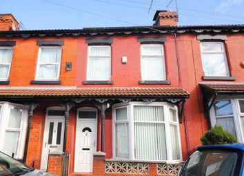 Thumbnail 3 bed terraced house for sale in Leinster Road, Old Swan, Liverpool