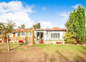 Thumbnail 4 bedroom bungalow for sale in Dalefords Lane, Whitegate, Northwich, Cheshire