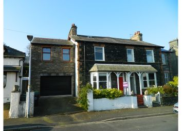 Thumbnail 4 bed semi-detached house for sale in Thornthwaite Road, Windermere