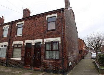 2 bed terraced house for sale in Watkin Street, Fenton ST4