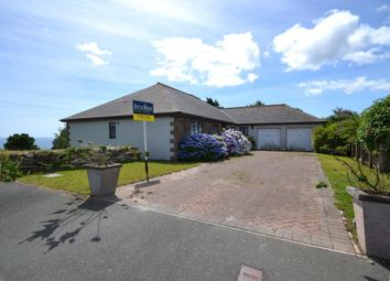 Thumbnail 4 bed detached bungalow for sale in Baydown, East Looe, Cornwall