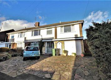 Thumbnail 5 bedroom semi-detached house for sale in Ferndown Avenue, Sedgley, Dudley