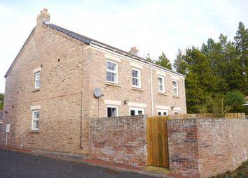 Thumbnail 3 bed semi-detached house for sale in Aysgarth, Cramlington