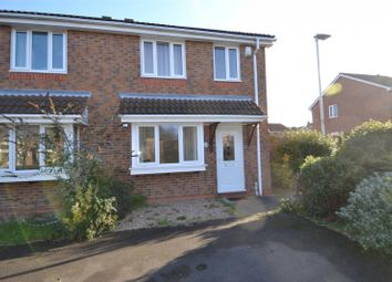Thumbnail 3 bed semi-detached house to rent in Lacey Court, Charnwood Road, Shepshed, Loughborough