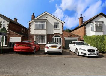 Thumbnail 3 bed detached house for sale in Roland Avenue, Nuthall, Nottingham
