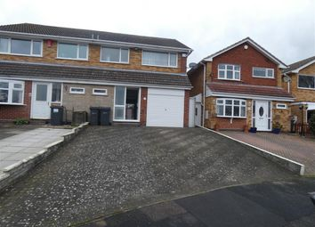 Thumbnail 3 bed semi-detached house to rent in Leabrook, Yardley, Birmingham