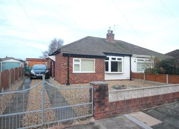Thumbnail 3 bed semi-detached bungalow for sale in Woodley Avenue, Thornton-Cleveleys, Lancashire