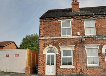 2 bed end terrace house for sale in Foundry Lane, Pelsall, Walsall WS3