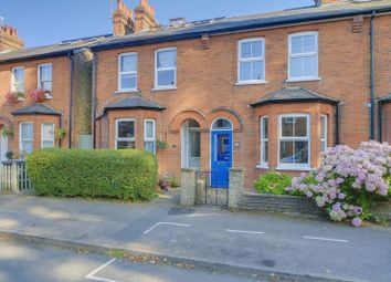 Thumbnail 2 bed terraced house to rent in Oakdale Road, Epsom