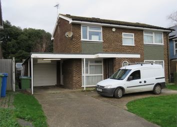 Thumbnail 4 bed detached house for sale in Haysel, Sittingbourne, Kent