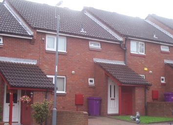 Thumbnail 4 bed terraced house to rent in Lutyens Close, Walton, Liverpool