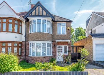 Thumbnail 3 bedroom semi-detached house for sale in Alicia Avenue, Kenton, Harrow