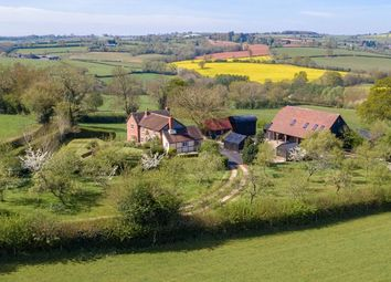 Thumbnail 3 bed equestrian property for sale in Winslow, Bromyard, Herefordshire