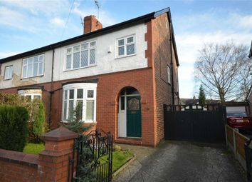 Thumbnail 4 bed semi-detached house for sale in Warwick Road, Heaton Moor, Stockport, Greater Manchester