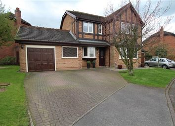 Thumbnail 4 bed property for sale in Whittle Green, Preston