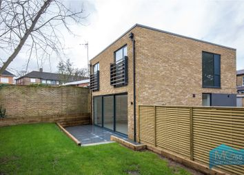 Thumbnail 4 bed detached house for sale in The Walled Mews, Avenue Road, Southgate, London