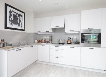 Thumbnail 3 bed flat to rent in Brand New, Lyall House, Shipbuilding Way, Priory Road, Upton Gardens, Eastham, London