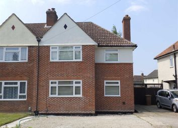 Thumbnail 3 bedroom semi-detached house for sale in Campbell Road, Ipswich, Suffolk