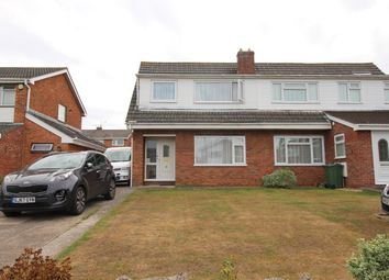 Thumbnail 3 bed semi-detached house to rent in Causeway View, Nailsea, Bristol