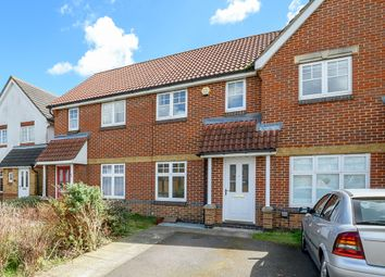 Thumbnail 2 bed terraced house to rent in Gordon Close, Ashford