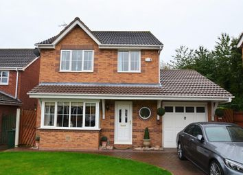 Thumbnail 4 bed detached house to rent in Waterdale Close, Sprotbrough, Doncaster