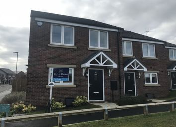 Thumbnail 3 bed semi-detached house for sale in Hill Top View, Crow Trees Lane, Bowburn