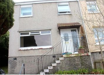 Thumbnail 3 bed end terrace house to rent in Asher Road, Chapelhall