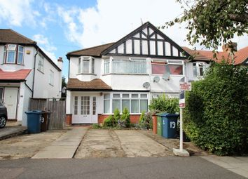 Thumbnail 1 bed flat for sale in Fairview Crescent, Harrow
