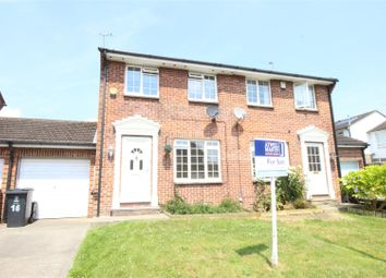 Thumbnail 3 bed semi-detached house for sale in Grantham Close, Freshbrook, Swindon