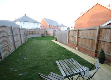 3 bed terraced house for sale in Brooke Way, Stowmarket IP14
