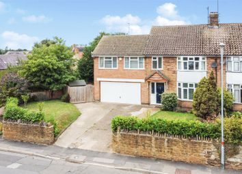 4 bed semi-detached house for sale in High Street, Wootton, Northampton NN4