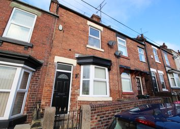 Thumbnail 2 bed terraced house to rent in Crossland Street, Swinton, Mexborough