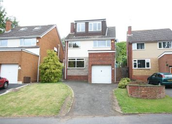 Thumbnail 5 bed detached house for sale in Stourbridge, Wollescote, Springfield Avenue