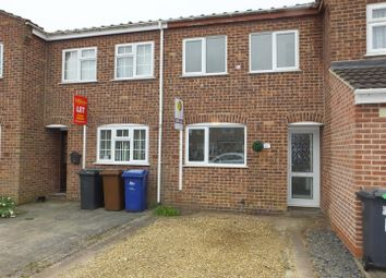 Thumbnail 2 bed terraced house to rent in Hillcrest, Tutbury, Burton-On-Trent