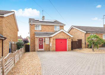 Thumbnail 3 bed detached house for sale in Blake Walk, Higham Ferrers, Northamptonshire