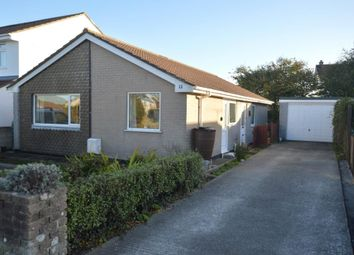 Thumbnail 3 bed detached bungalow to rent in Trenethick Avenue, Helston, Cornwall