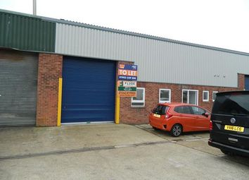 Thumbnail Warehouse to let in Unit L3, Riverside Industrial Estate, Littlehampton, West Sussex