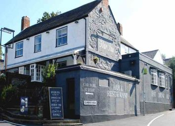 Thumbnail Pub/bar for sale in Clarence Road, Wroxall, Ventnor